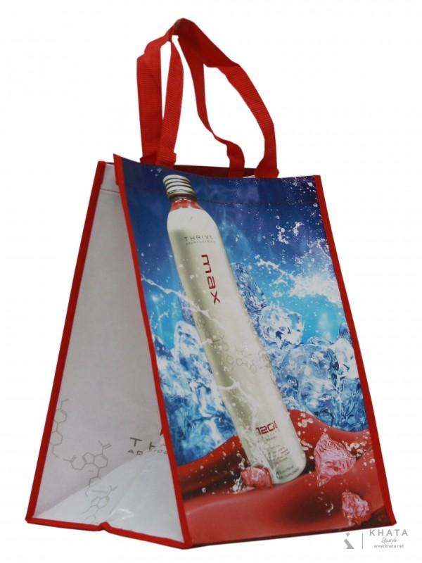 Túi vải không dệt cán màng 03
